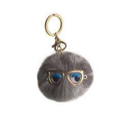 Smarty Fur Ball Keychain