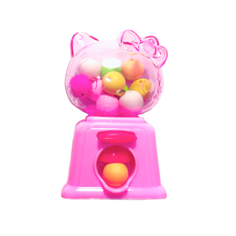 Bubble Gum Machine Eraser