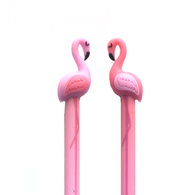 flamingo kawaii pen