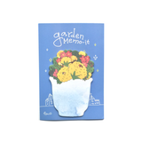Spring Flowers Sticky Notes