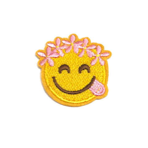 Boho Emoji Patch