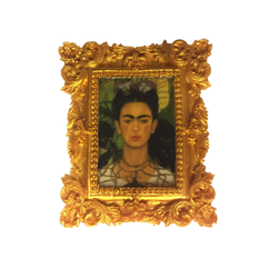 Masterpiece Collection: Frida Kahlo's Self-Portrait Soap