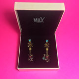 Rock & Roll Guitar Earrings