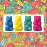 Gummy Bears Soap Set
