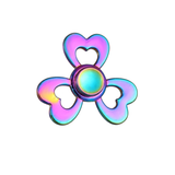 Queen of Hearts Iridescent Fidget Spinners