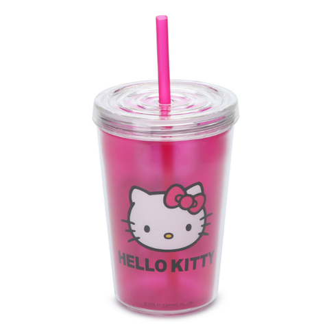hello kitty tumbler cup