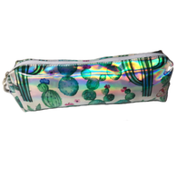Holo Cactus Trend Pencil Case