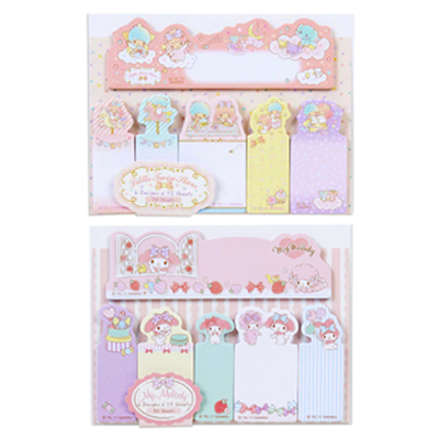 Kawaii Sticky Notes Sets