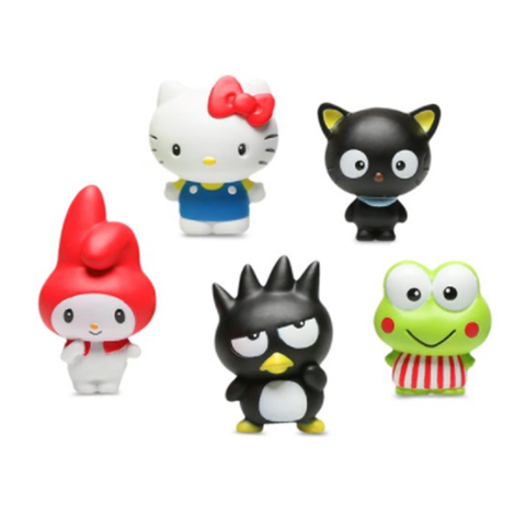 Hello Kitty Collectible Figurines - 5 pcs
