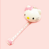 Kitty Retractable Measuring Tape