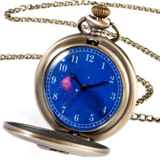 Little Prince Pocket Watch Necklace