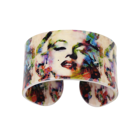 Marilyn Monroe Pop Art Cuff