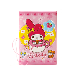 My Melody Passport Cover