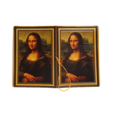 Monalisa Passport Cover