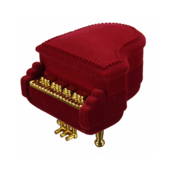 Piano Jewelry Box