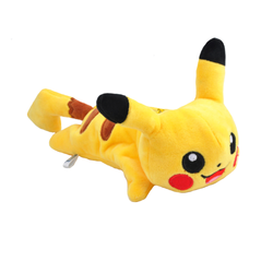 Pikachu Plush Pencil Case
