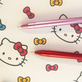 Metallic Kitty Pens