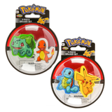Pokemon Eraser Sets