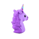 Purple Unicorn Portable Power Bank