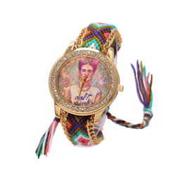 Frida Kahlo Boho Watch