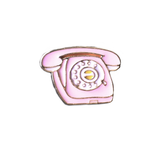 Retro Phone Pin
