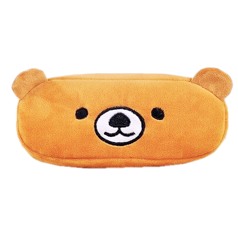 Rilakkuma Bear Plush Pencil Case