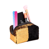 Double Sided Sequin Makeup Bag