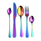 Iridescent Flatware Set
