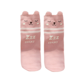 Sleepy Bear Socks