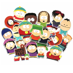 south park big stickers