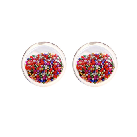 Sprinkles Stud Earrings