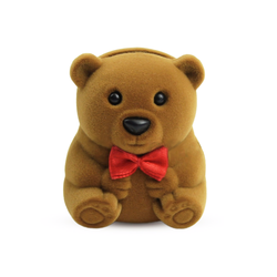Teddy Bear Jewelry Box