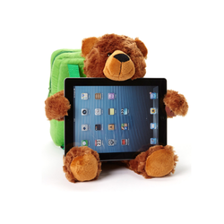 Tablet Stand Teddy Bear