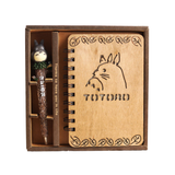 Totoro Notebook Gift Set