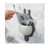 Totoro Storage Basket with 3 Suction Cups