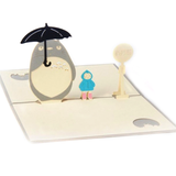 Totoro 3D Pop Up Card