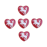 The Heart of a Unicorn Pin