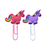 Unicorn Paper Clips