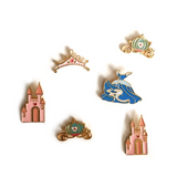 Princess Pumpkin Carriage Pin