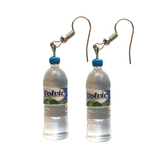 Water Bottle Earrings