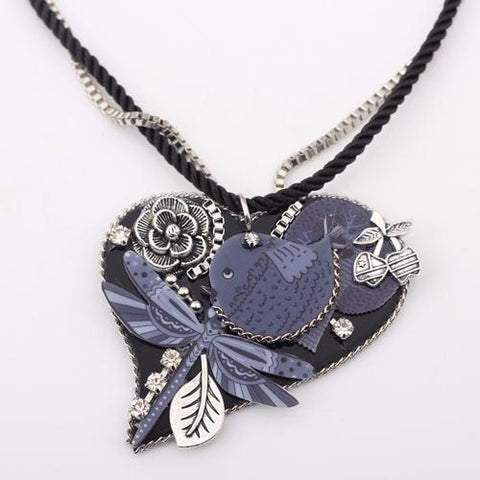 Gray - Garden Spirits Necklace