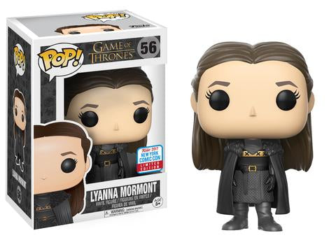 Funko Vinyl Pop! Game of Thrones Lyanna Mormont Fall Convention Exclusive