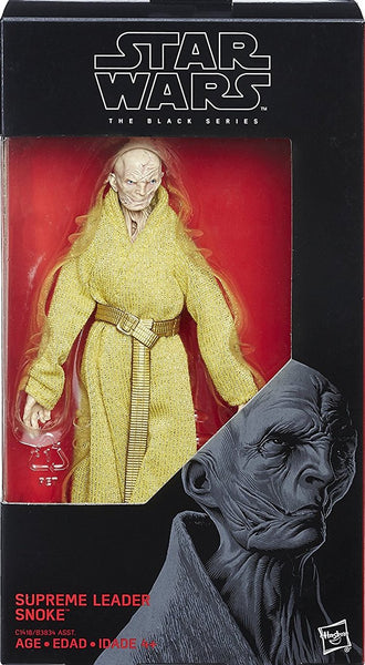 Star Wars The Black Series Supreme Leader Snoke