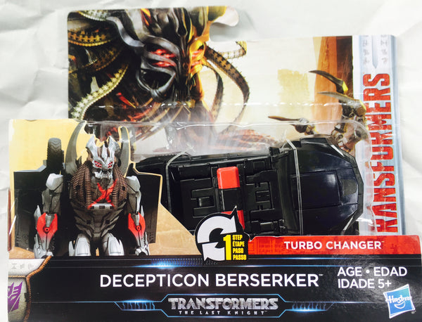 Transformers MV5 1 Step Turbo Changers Berserker