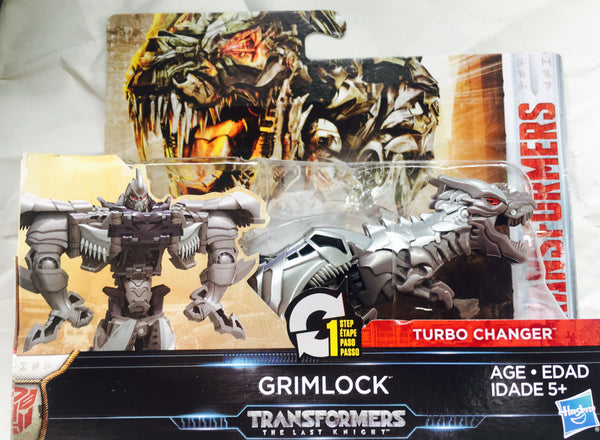 Transformers MV5 1 Step Turbo Changers Grimlock