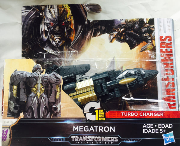 Transformers MV5 1 Step Turbo Changers Megatron