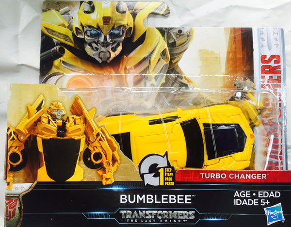 Transformers MV5 1 Step Turbo Changers Bumblebee