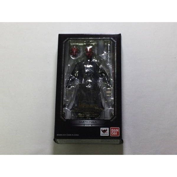 ACTION FIGURES - BANDAI S.H.FIGUARTS STAR WARS DARTH MAUL