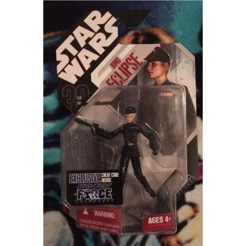 ACTION FIGURES - Star Wars 30th Ann. Force Unleashed JUNO ECLIPSE