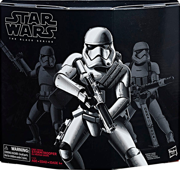 Star Wars The Black Series First Order Stormtrooper Exclusive Pre-Order